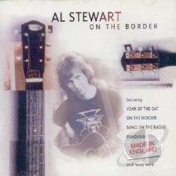 Stewart, Al - On the Border CD Cover Art
