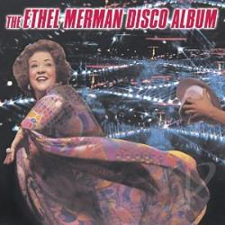 Merman, Ethel - Ethel Merman Disco Album CD Cover Art