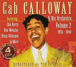Calloway, Cab - 2 1935-1940 CD Cover Art