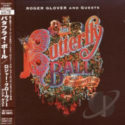 Glover, Roger - Butterfly Ball CD Cover Art