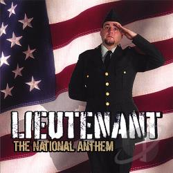 Lieutenant - National Anthem CD Cover Art
