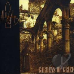 At The Gates - Garden Of Grief EP CD Cover Art
