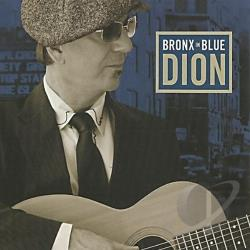 Dion - Bronx in Blue CD Cover Art