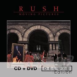 Rush - Moving Pictures CD Cover Art