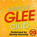Starlite Karaoke - Karaoke Glee Club Vol.20 DB Cover Art