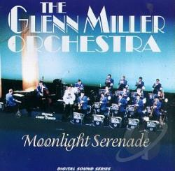 Glenn Miller Orchestra - Moonlight Serenade CD Cover Art