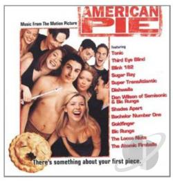American Pie CD Cover Art