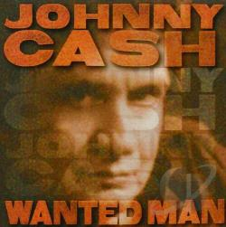Cash, Johnny - Wanted Man CD Cover Art