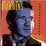 Robbins, Marty - American Originals CD Cover Art
