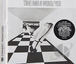Yes - Time and a Word CD Cover Art