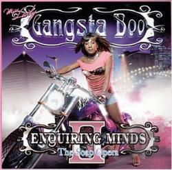 Gangsta Boo - Enquiring Minds, Vol. 2: The Soap Opera CD Cover Art