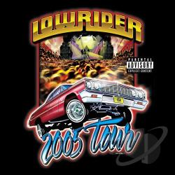Lowrider 2005 Tour CD Cover Art