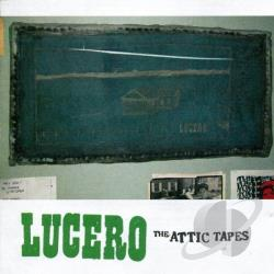 Lucero - Attic Tapes CD Cover Art