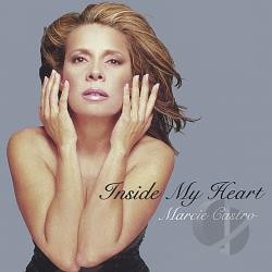 Marcie Castro - Inside My Heart CD Cover Art