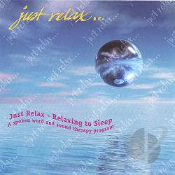 Seymour, Gail - Just Relax-Relaxing To Sleep CD Cover Art