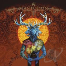 Mastodon - Blood Mountain CD Cover Art