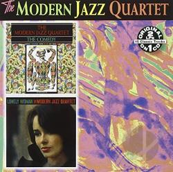 Modern Jazz Quartet - Comedy/Lonely Woman CD Cover Art