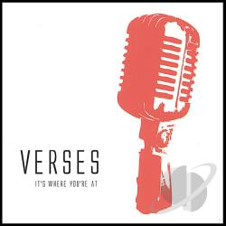 Verses CD Cover Art