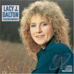 Dalton, Lacy J. - Greatest Hits CD Cover Art