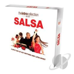Salsa: Intro Collection CD Cover Art