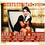 Wilson, Anna - Countrypolitan Duets CD Cover Art