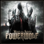 Powerwolf - Blood of the Saints CD Cover Art