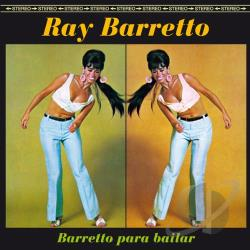 Barretto, Ray / Puente, Tito - Barretto para Bailar/Dance Mania CD Cover Art