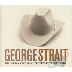 Strait, George - Definitive Collection CD Cover Art