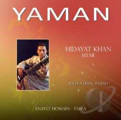 Hossain, Enayet / Khan, Hidayat - Yaman CD Cover Art