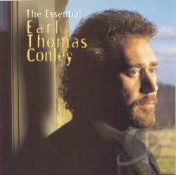 Conley, Earl Thomas - Essential Earl Thomas Conley CD Cover Art