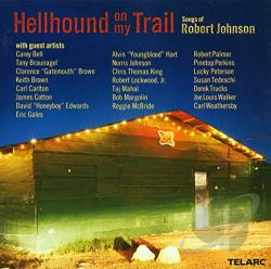 Johnson, Robert - Hellhound on My Trail: Songs of Robert Johnson CD Cover Art