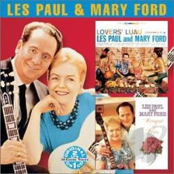 Paul, Les - Lover's Luau/Bouquet of Roses CD Cover Art