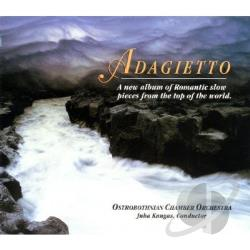 Adagietto CD Cover Art