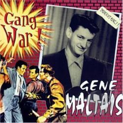 Maltais - Gangwar CD Cover Art
