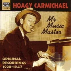 Carmichael, Hoagy - Mr Music Master CD Cover Art
