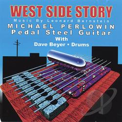 Perlowin, Mike - West Side Story CD Cover Art
