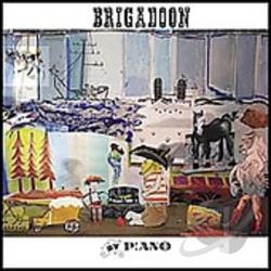 P:ano - Brigadoon CD Cover Art