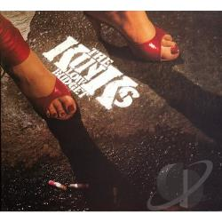 Kinks - Low Budget CD Cover Art