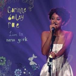 Rae, Corinne Bailey - Live In New York CD Cover Art
