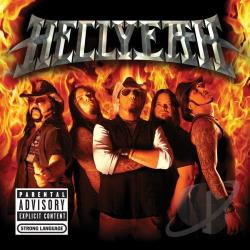 HELLYEAH - Hellyeah CD Cover Art