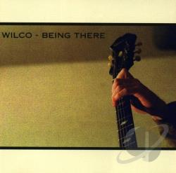 Wilco - Being There CD Cover Art