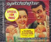 Pitchshifter - WWW.pitchshifter.com CD Cover Art