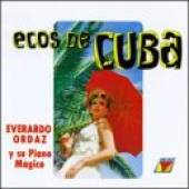 Ordaz, Everardo - Ecos de Cuba CD Cover Art