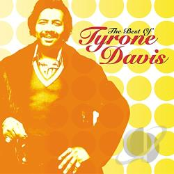 Davis, Tyrone - Best of Tyrone Davis CD Cover Art