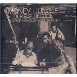 Ellington, Duke - Money Jungle CD Cover Art