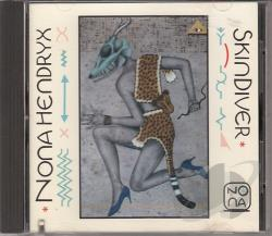 Hendryx, Nona - Skin Diver CD Cover Art