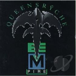 Queensryche - Empire CD Cover Art