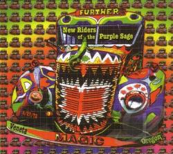 New Riders Of The Purple Sage - Veneta, Oregon: August 27, 1972 CD Cover Art