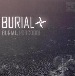 Burial - Burial CD Cover Art