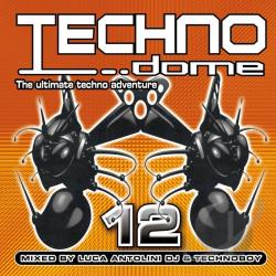 Techno Dome, Vol. 12 CD Cover Art